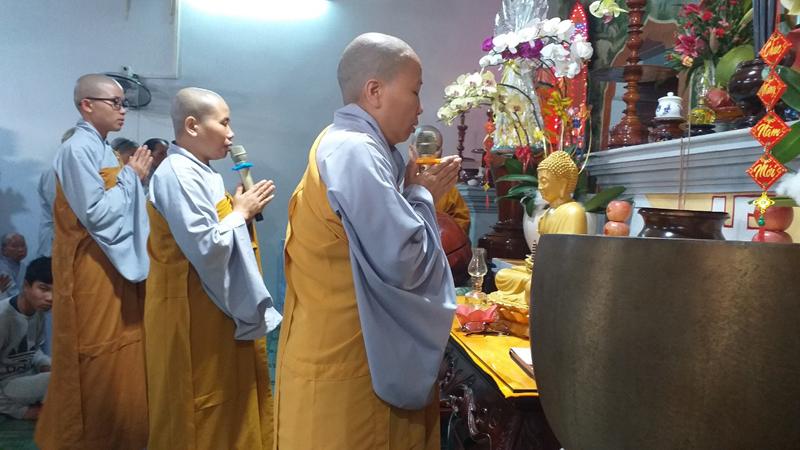 Chùa Quảng Nguyên, huyện Eahleo tổ chức khai đàn Dược Sư  cầu an nhân ngày đầu xuân Kỷ Hợi