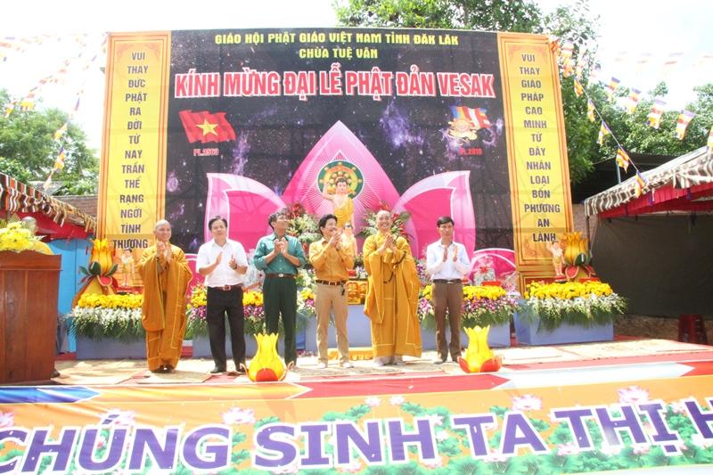 Chùa Tuệ Vân long trọng tổ chức Lễ Phật Đản PL.2563 – DL.2019