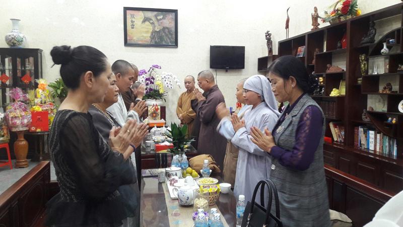 Xuân chùa Hoa Nghiêm huyện Cưmgar