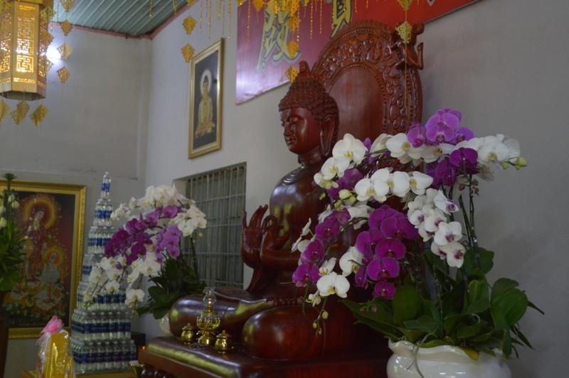 Lễ An vị Phật và lễ Cầu mưa tại NPĐ Pô Lăn, xă Hòa Thắng, Tp.BMT