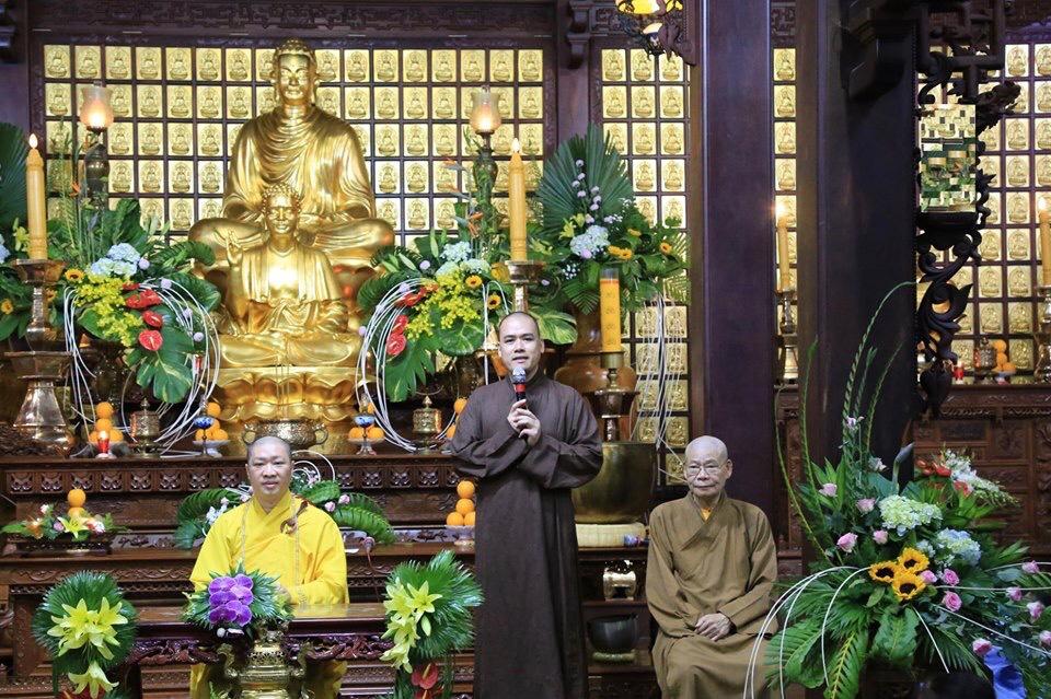 """Thuyết giảng """"Ý nghĩa Phật đản – VESAK 2019"""" của Thượng tọa Thích Thiện Thuận"""