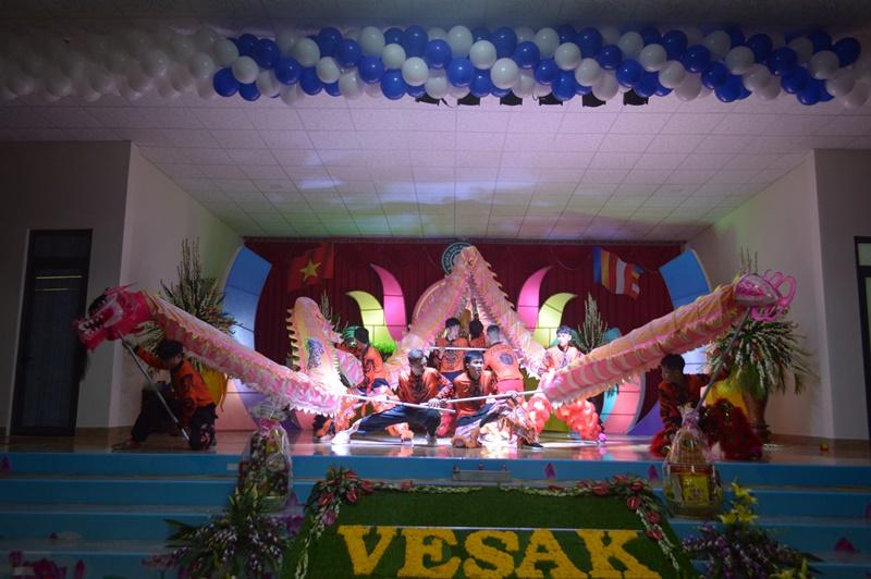 Hoạt động Phật sự mừng Đại lễ Phật đản PL.2563 tại huyện Cưmgar
