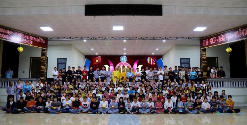 Lễ cầu nguyện và tư vấn tiếp sức mùa thi năm 2019 tại chùa Linh Phong huyện CưMgar.