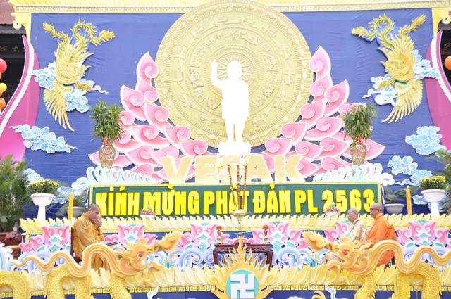Video toàn cảnh Đại lễ Phật đản LHQ Vesak 2019 tại Đak Lak