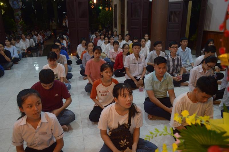 Lễ cầu nguyện tiếp sức mùa thi năm 2019 tại chùa Hoa Nghiêm huyện Cưmgar