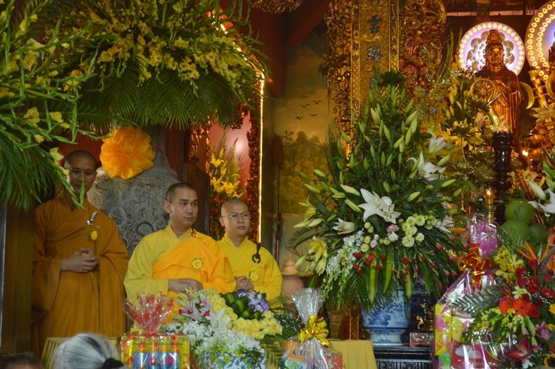 Buôn Ma Thuột: chùa Phổ Minh đã tổ chức Đại Lễ Vu Lan báo hiếu PL2563-DL2019