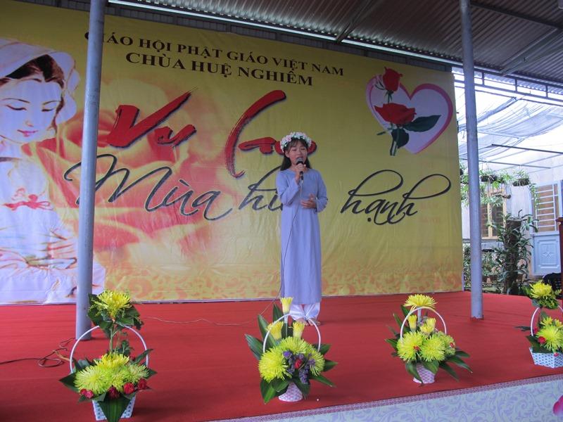 Eahleo: chùa Huệ Nghiêm đã tổ chức đại Lễ Vu Lan PL2563-DL2019