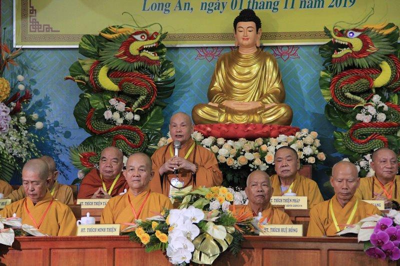 Lễ khai mạc khóa bồi dưỡng kỹ năng lãnh đạo, quản lý thông tin truyền thông Phật giáo năm 2019