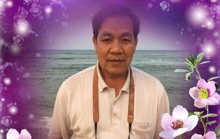 Viếng tang anh Hoàng Phước Minh, UV Ban TT-TT PG đặt trách huyện EaHleo
