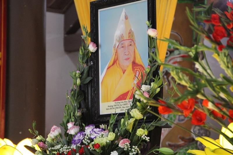 Lễ húy nhật cố Hoà Thượng Thích Từ Mãn tại chùa Hoa Nghiêm, huyện CưMgar