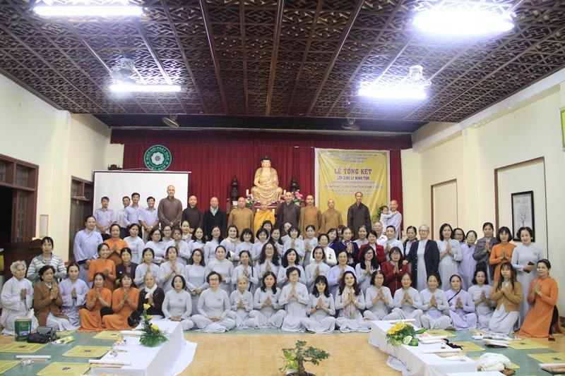 Lễ Tổng Kết Lớp Giáo Lý Minh Tâm (2016 – 2019)