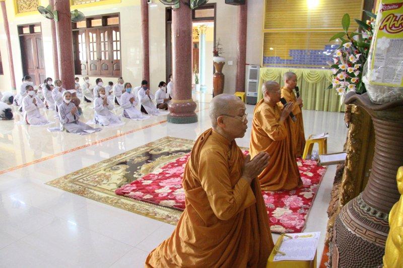 Tịnh xá Ngọc Bửu, huyện Eakar tổ chức Đại Lễ Phật Đản PL.2564 – DL.2020
