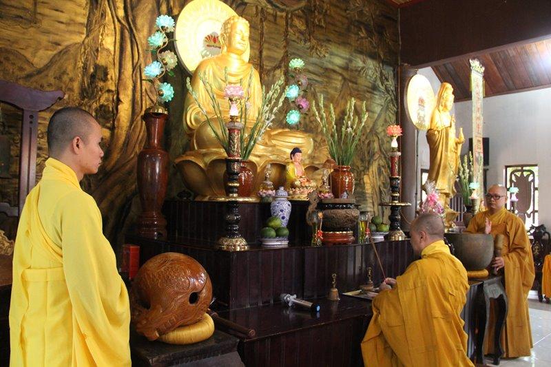 Khoá tu Phật tử đồng bào ít người tại chùa Hoa Nghiêm huyện CưMgar