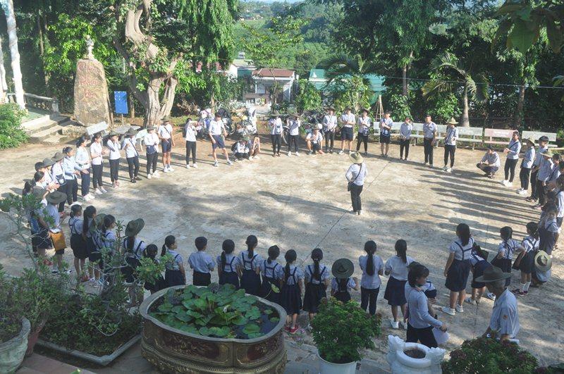 BĐH GĐPT KrôngBông tổ chức chương trình giao lưu ngành Thanh–Thiếu–Oanh