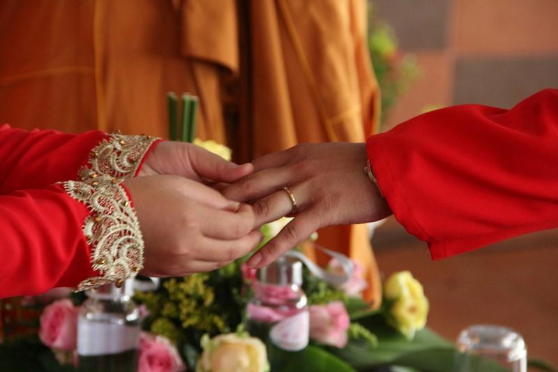 Lễ Hoằng thuận tại chùa Hoa Nghiêm, huyện CưMgar