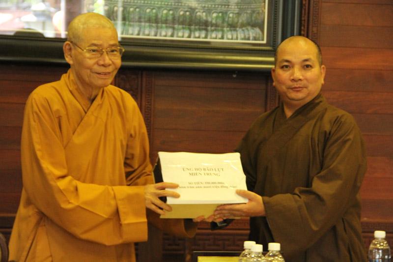Video: Phật giáo Đắk Lắk Từ thiện miền Trung