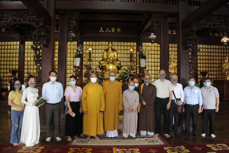 Ban văn hóa Trung ương Khảo sát thực địa tại Đắk Lắk Đề án Di sản và Kiến trúc