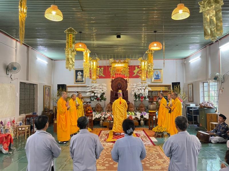 Phật đường Pô Lăn tổ chức Trai đàn Giải oan Bạt độ, Chẩn tế Cô hồn