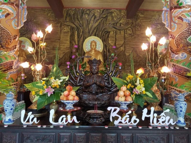 Lễ Vu lan Phật lịch 2565 - Dương lịch 2021 tại các chùa trong huyện Cưmgar
