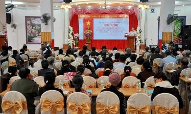Ban Tôn Giáo Tỉnh Đăk Lăk Hội Nghị Triển Khai Nghị Định 92/2012/NĐ-CP
