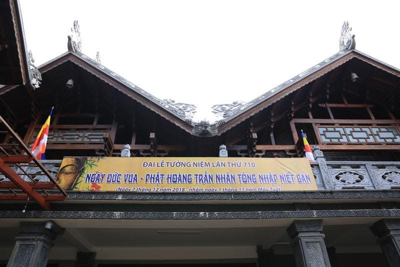 Chùm ảnh Lễ tưởng niệm lần thứ 710 Phật Hoàng Trần Nhân Tông nhập Niết bàn tại các chùa trong tỉnh Đak Lak