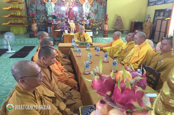 Chùa Phổ Hiền, Tp. Buôn Ma Thuột tổ chức Đại lễ Cầu siêu