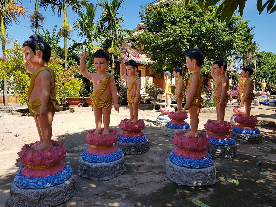 Ba mươi năm đi tìm tượng Phật sơ sinh cho ngày Phật Đản