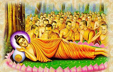 Tưởng niệm nhân ngày vía Phật Thích Ca nhập niết bàn