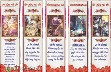 File Poster Lịch Sứ Đức Phật chuẩn bị cho Đại Lễ Phật đản PL.2562 (phần 2)