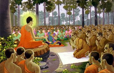 """Nếu có nghe """"Phật nói"""" bạn nhớ phải hỏi """"Phật nói trong kinh nào?"""""""