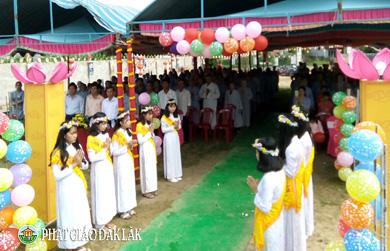 NPĐ Phước Duyên tổ chức lễ Phật Đản PL 2562 DL 2018