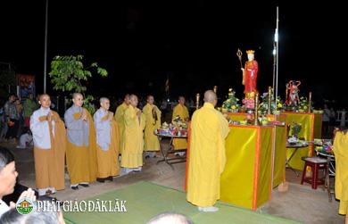 Krông Năng : Lễ Phóng sanh đăng trong chương trình tuần lễ Phật Đản PL 2562
