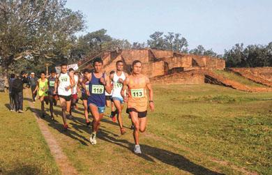 Cuộc đua marathon hòa bình quốc tế lần thứ 4 với ý nghĩa con đường Thái tử Sĩ Đạt Ta