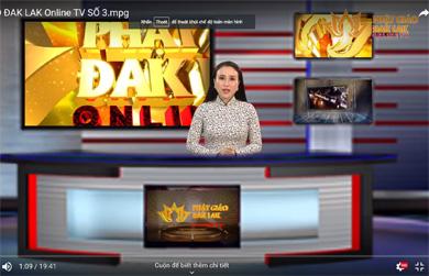 PHẬT GIÁO ĐẮK LẮK ONLINE TV SỐ 3