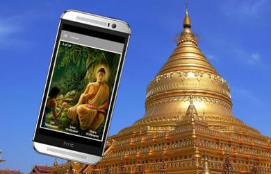 Tiếng nói đạo Phật trong thời đại của smartphone & 3G
