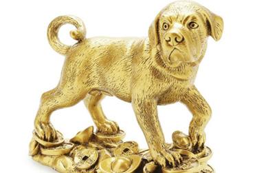 Nguồn gốc tên gọi 12 con giáp - Tuất (chó)