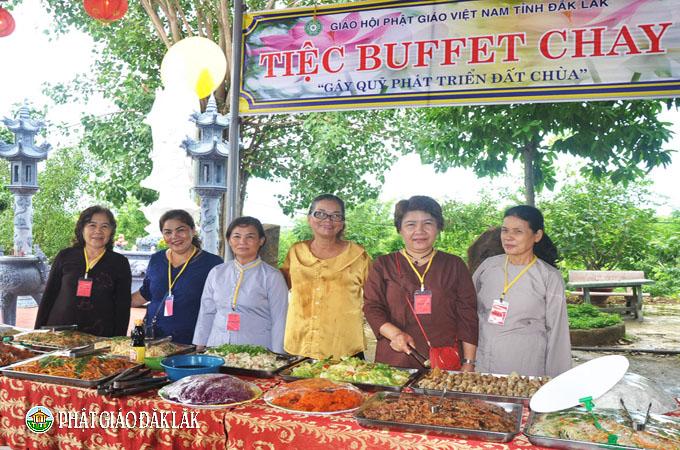 Chùa Pháp Vân tổ chức Lễ Buffet đón mừng mùa Vu Lan báo hiếu