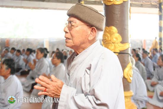 Huyện CưMgar: Khoá Tu Bát Quan Trai Giới Toàn Huyện