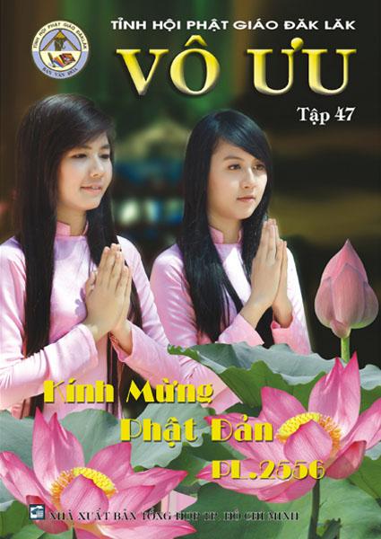 Tập San Vô Ưu số 47 - Mừng Phật Đản 2556