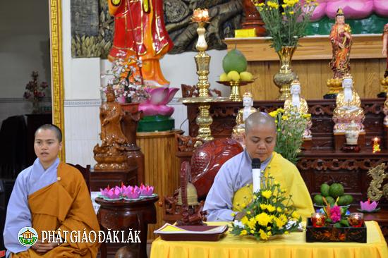 Lễ phát nguyện cài huy hiệu Hoa sen GĐPT Phước Minh