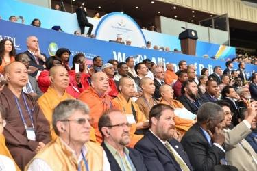 Hiệp ước Hội nghị Hoà Bình ở Hàn Quốc không phù hợp với Phật giáo