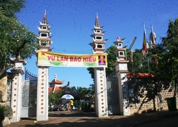 Chùa Phổ Minh Tổ Chức Lễ Vu Lan Báo Hiếu PL.2558-Dl.2014