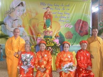 Đại lễ Vu Lan tại chùa Thọ Thành