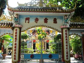 Chùa Từ Vân Nha Trang: Phòng thuốc Đông y trị bệnh cứu người