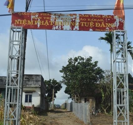 Đăk Lăk: Lịch sử Niệm Phật Đường Tuệ Đăng tọa lạc tại huyện EaKar