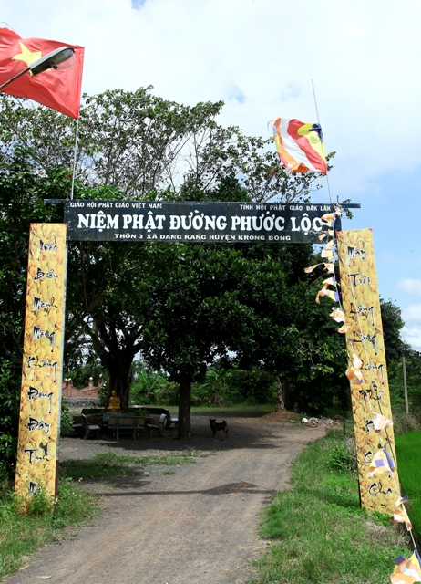 Đăk Lăk: Lịch sử NPĐ Phước Lộc tọa lạc tại huyện Krông Bông