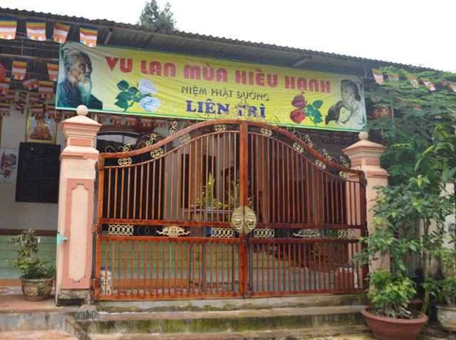Đăk Lăk: Lịch sử NPĐ Liên Trì tọa lạc tại huyện EaHleo
