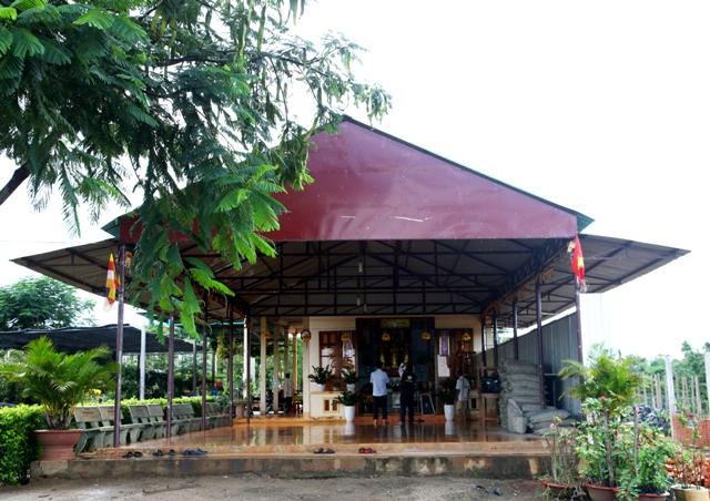 Đăk Lăk: Lịch sử NPĐ Pháp Quang tọa lạc tại huyện Krông Năng