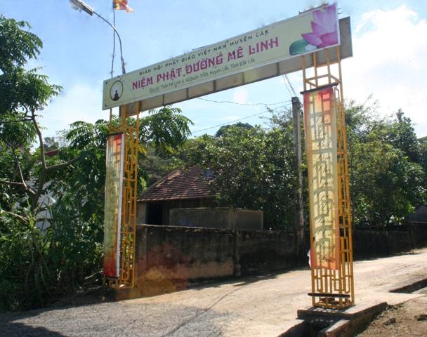 Đăk Lăk: Lịch sử NPD Mê Linh tọa lạc tại huyện Lak
