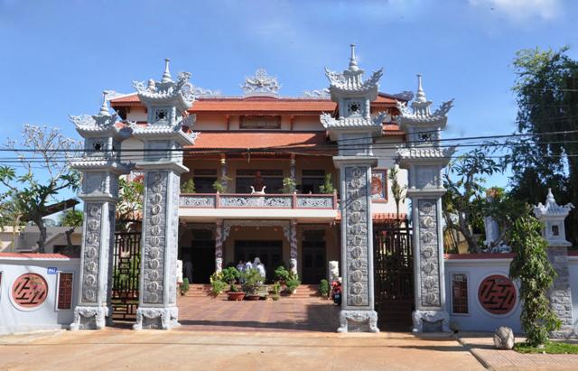 Đăk Lăk: Lịch sử Chùa Hoa Lâm tọa lạc tại Thành phố Buôn Ma Thuột